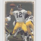 Terry Bradshaw Trading Card Single 2008 Upper Deck Masterpieces #82 Steelers