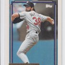 Rick Aguilera Gold Parallel 1992 Topps #44 Twins