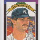 Don Mattingly Trading Card Single 1989 Donruss Diamond Kings #26 Yankees