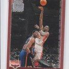 Dikembe Mutombo Trading Card Single 2000-01 Topps Tip-Off #95 Hawks NMT