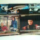 Skybox Star Trek TNG Series 1 Set & Phase One Complete set 208 Cards EX+ *ED
