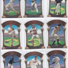 Who To Watch Trading Card Insert Set of 15 Cards 2000 Fleer Tradtiion Soriano
