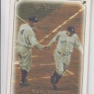 Babe Ruth Trading Card Single 2007 UD Masterpieces #1 Red Sox