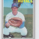 Jim Campanis Trading Card 1970 Topps #671 Royals *BILL