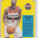 Rashard Lewis 2012-13 Panini Past Present Bread for Energy #32 Wizards
