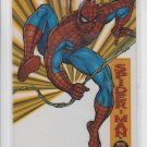 Spider-Man Suspended Animation Insert 1994 Marvel Universe #6 QTY *ED