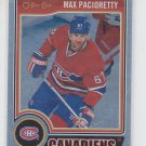 Max Pacioretty Rainbow Foil Trading Card Single 2014-15 O-Pee-Chee #35 Canadiens
