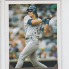 Jose Canseco Gold Parallel Trading Card 1993 Topps #500 Rangers
