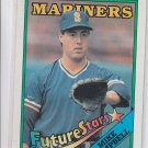 Mike Campbell RC Trading Card Single 1987 Topps #246 Mariners