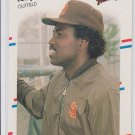 Tony Gwynn Trading Card Single 1988 Fleer #585 Padres