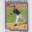 Mike Gosling RC Trading Card Single 2004 Topps #317 Diamondbacks