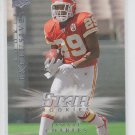 Jamaal Charles  RC Star Rookie 2008 Upper Deck Rookie Exclusives #RE24 Chiefs