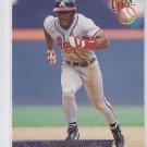 Ron Gant Trading Card Single 1993 Fleer Ultra #5 Braves
