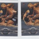 Hector Lombard Trading Card Lot of (2) 2013 Topps UFC Finest #33
