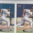 Juan Encarnacion Trading Card Lot of (2) 1999 Fleer Ultra #169 Tigers