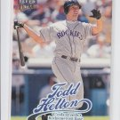 Todd Helton Trading Card Single 1999 Fleer Ultra #34 Rockies