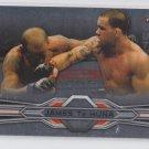 James Te Huna Trading Card Single 2013 Topps UFC Finest #24