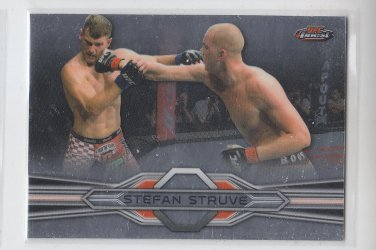 Stefan Struve Trading Card Single 2013 Topps UFC Finest 85