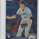 Brandon Kintzler RC Trading Card Single 2011 Topps Chrome #206 Brewers