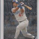 Raul Mondesi Trading Card Single 1999 Skybox Metal Universe #167 Dodgers