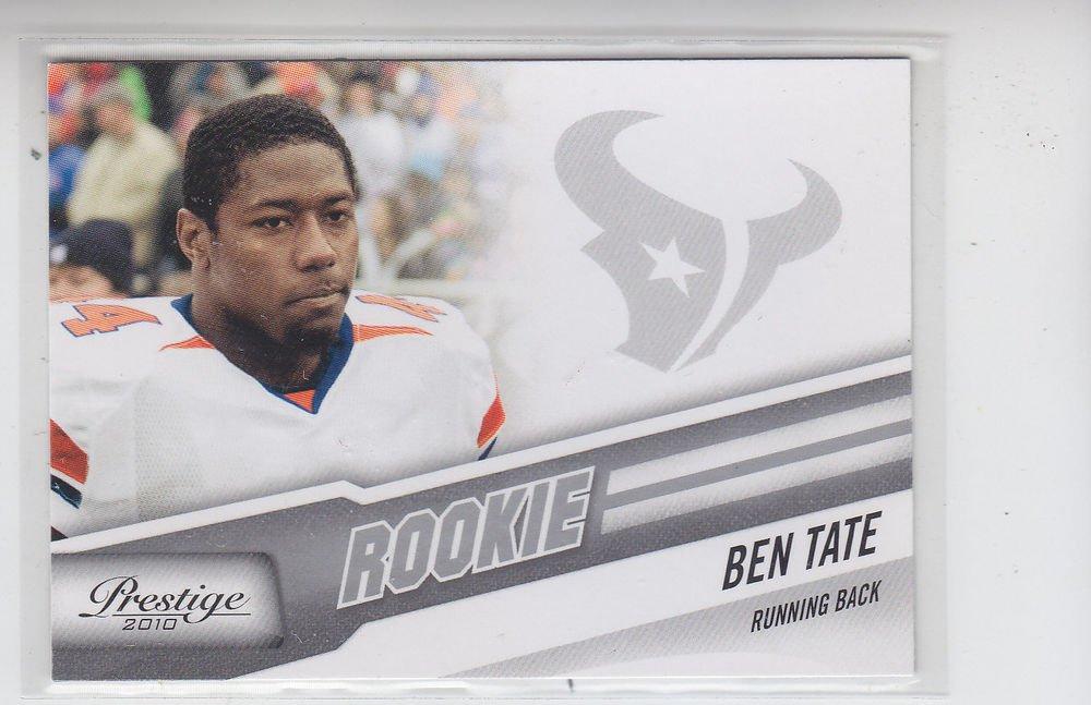 Ben Tate RC Trading Card Single 2010 Panini Certified #209