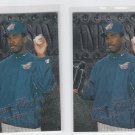Garret Anderson Trading Card Lot of (2) 1999 Metal Universe #154 Angels