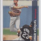 Omar Vizquel Trading Card Single 1999 Fleer Sports Illustrated #17 Indians