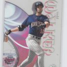 Todd Walker Trading Card Single 1999 E-X Century #87 Twins