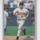 Brady Anderson Trading Card 1999 Topps Opening Day #24 Orioles