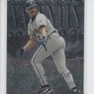 Jose Valentin Trading Card Single 1999 Skybox Metal Universe #69 Brewers