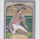 Clayton Kershaw Trading Card Single 2012 Topps Gypsy Queen #135a Dodgers