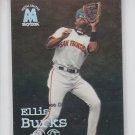 Ellis Burks Trading Card Single 1999 Skybox Molten Metal #9 Giants