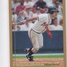 Ozzie Guillen Trading Card 1999 Topps #301 Braves