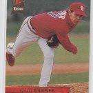 Brian Barber Trading Card Single 1993 Fleer Ultra #461 Cardinals