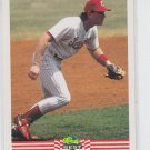 Brian Lane Trading Card Single 1992 Classic/Best #87