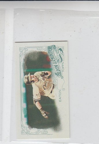Adam Eaton Mini Trading Card 2015 Topps Allen & Ginter #18 White Sox