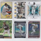 Hanley Ramirez Lot of (6) Topps & Upper Deck No Dupes All Marlins