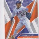 Pedro Martinez Trading Card Single 2008 Upper Deck X #65 Mets