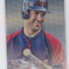 Joe Mauer Trading Card Single 2015 Topps Stadium Club 61 Twins