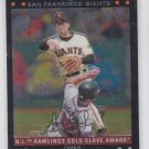 Omar Vizquel Trading Card Single 2007 Topps Chrome #261 Giants