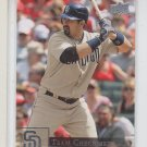 Adrian Gonzalez Trading Card Single 2008 Upper Deck #482 TCL Padres