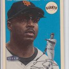 Barry Bonds Trading Card Single 2000 Fleer Tradition Glossy #335 Giants /10000