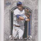 Alex Gordon Trading Card Single 2009 UD A Piece of History #44 Royals