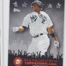 Hanley Ramirez Trading Card Single 2009 Topps Town #TTT17 Red Sox NMT