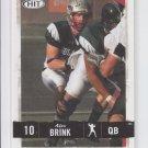 Alex Brink Trading Card Single 2008 Sage Hit #27