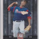 L.J. Hoes Trading Card Single 2008 Donruss Elite Extra Edition #67 Orioles