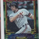 Alan Trammell Trading Card Single 1994 Topps Finest #159 Tigers