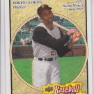 Roberto Clemente Trading Card Single 2008 UD Heroes #143 Pirates