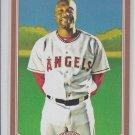 Torii  Hunter Trading Card Single 2010 Topps 206 #209 Bronze Parallel Angels