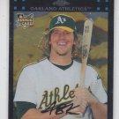 Travis Buck RC Trading Card Single 2007 Topps Chrome #310 Athletics